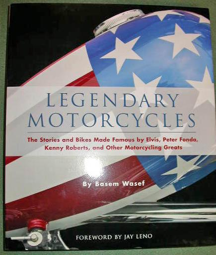 LEGENDARY MOTORCYCLES