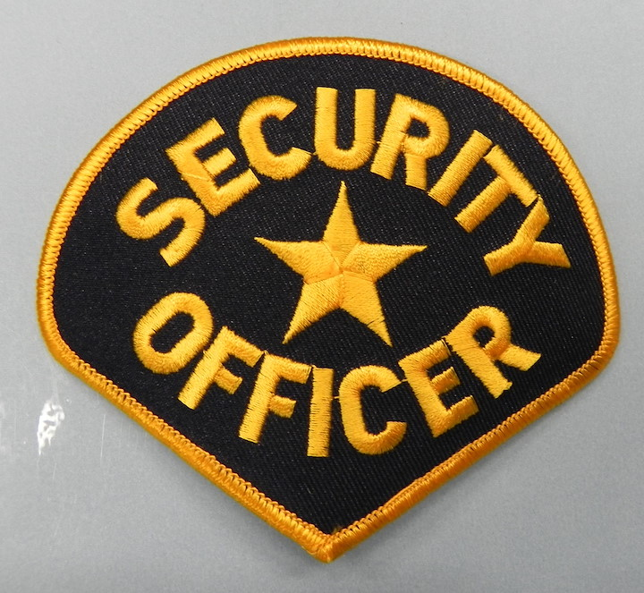 S00G1686 SECURITY OFFICER