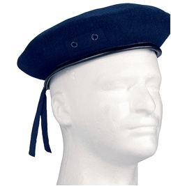 BERET US STYLE, NAVY