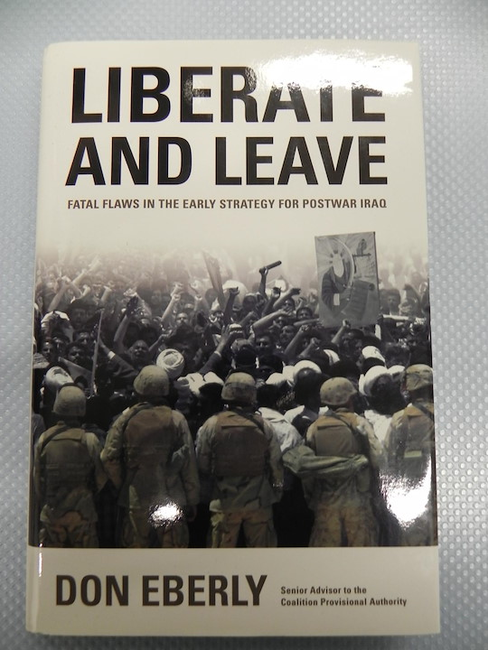 BUCH, LIBERATE AND LEAVE