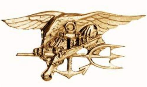E0R40 USN.SEAL, NAVY SEALS PIN