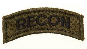 PATCH RECON (OD/BLK)