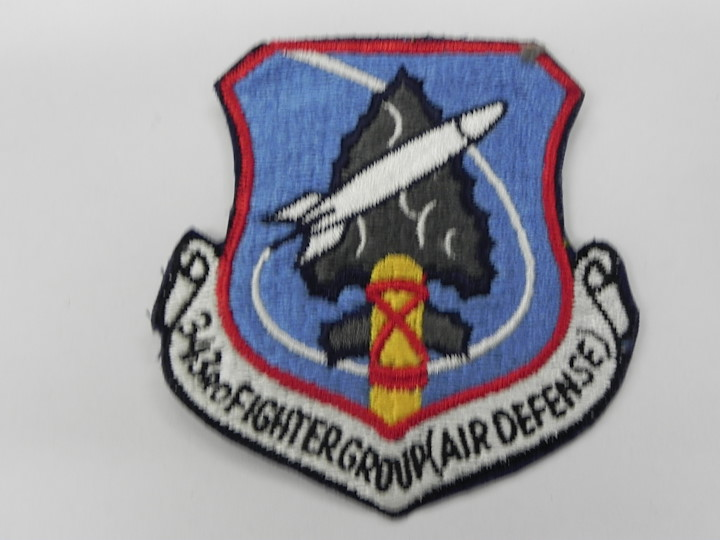 343RD FIGHTERS GROUP