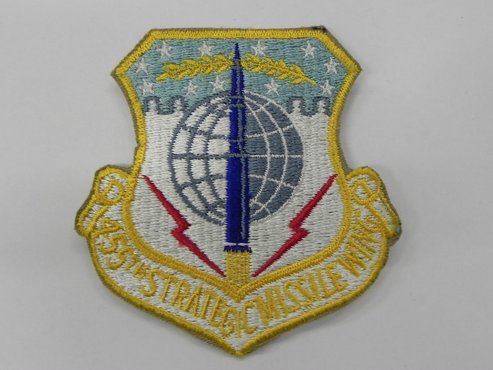 455TH STRATEGIC MISSILE WING